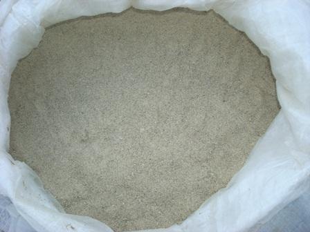 Песок строительный (для песочницы) в сухом виде