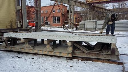 Плиты перекрытий с доставкой. Екатеринбург
