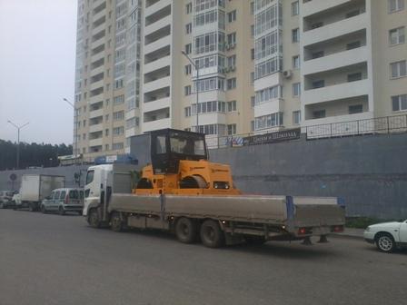 Эвакуация спецтехники до 15 тонн Екатеринбург