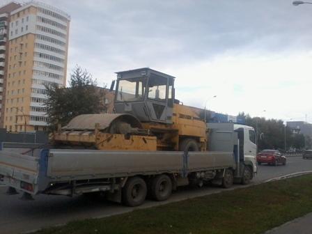 Услуги эвакуатора низкорамника Екатеринбург
