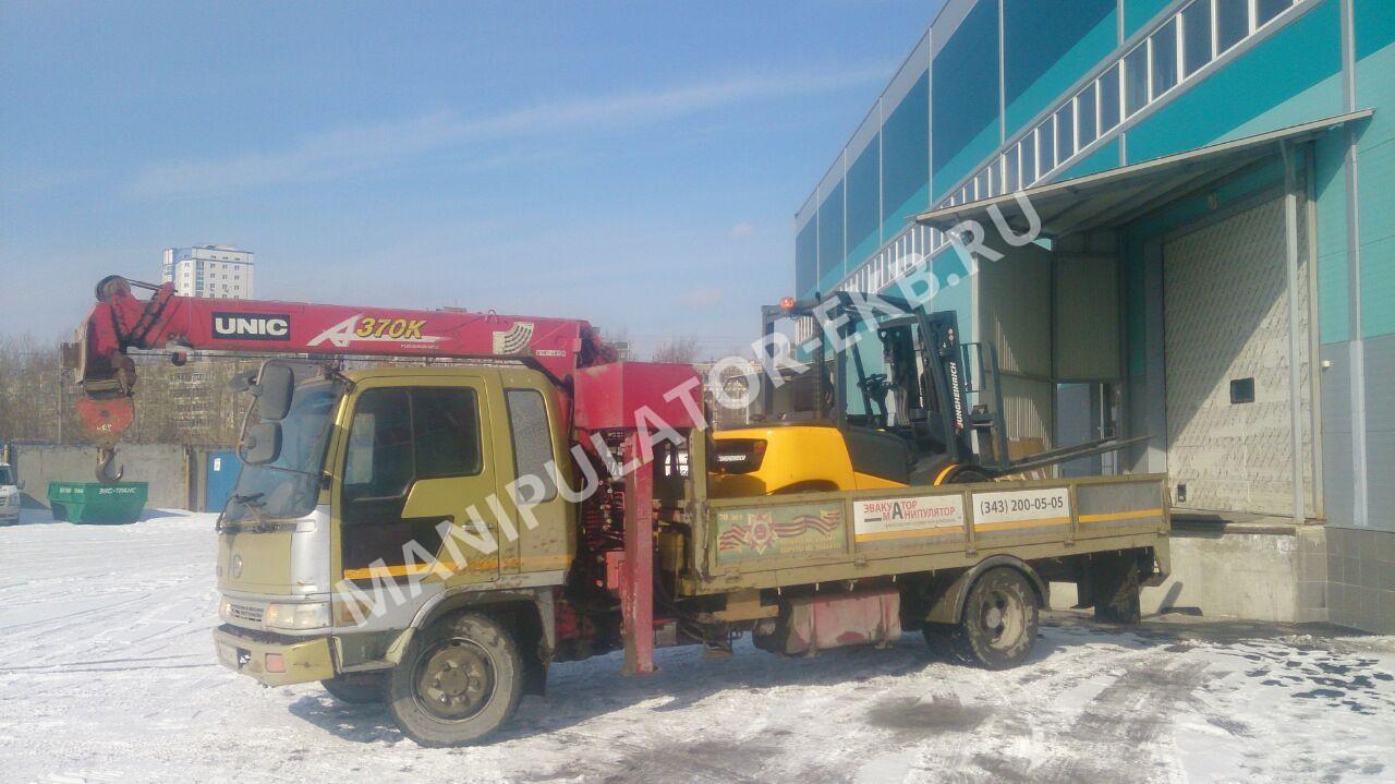 Эвакуация всех видов транспорта в москве компанией эваком